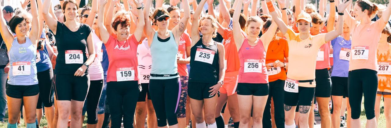 In 10 Wochen fit für den Frauenlauf