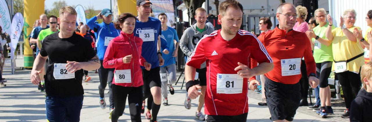 Laufkurs für Ostseeküstenläufer