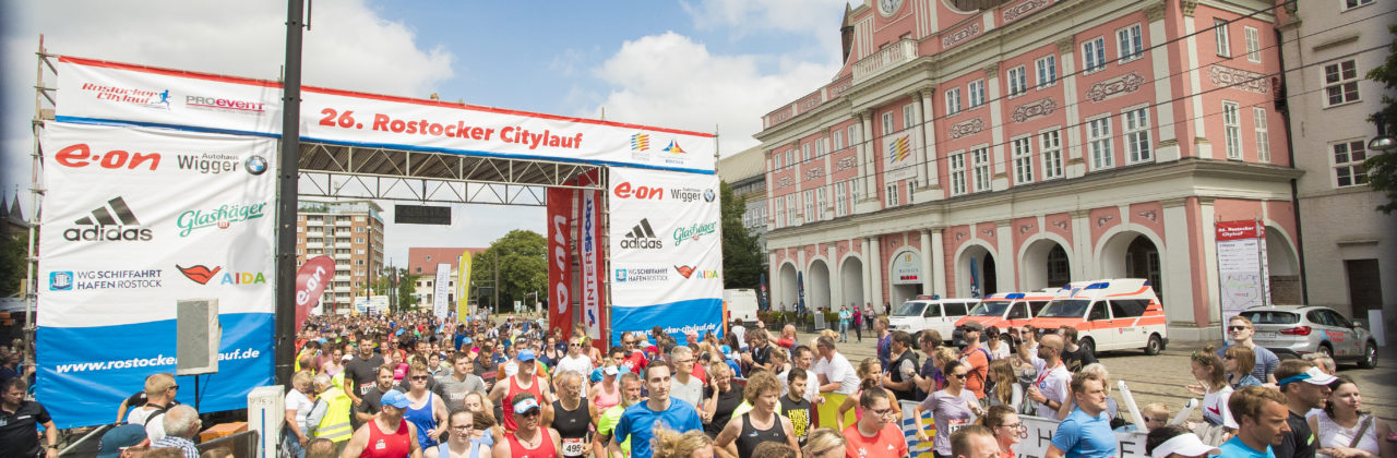 Laufkurs zum 27. Rostocker Citylauf