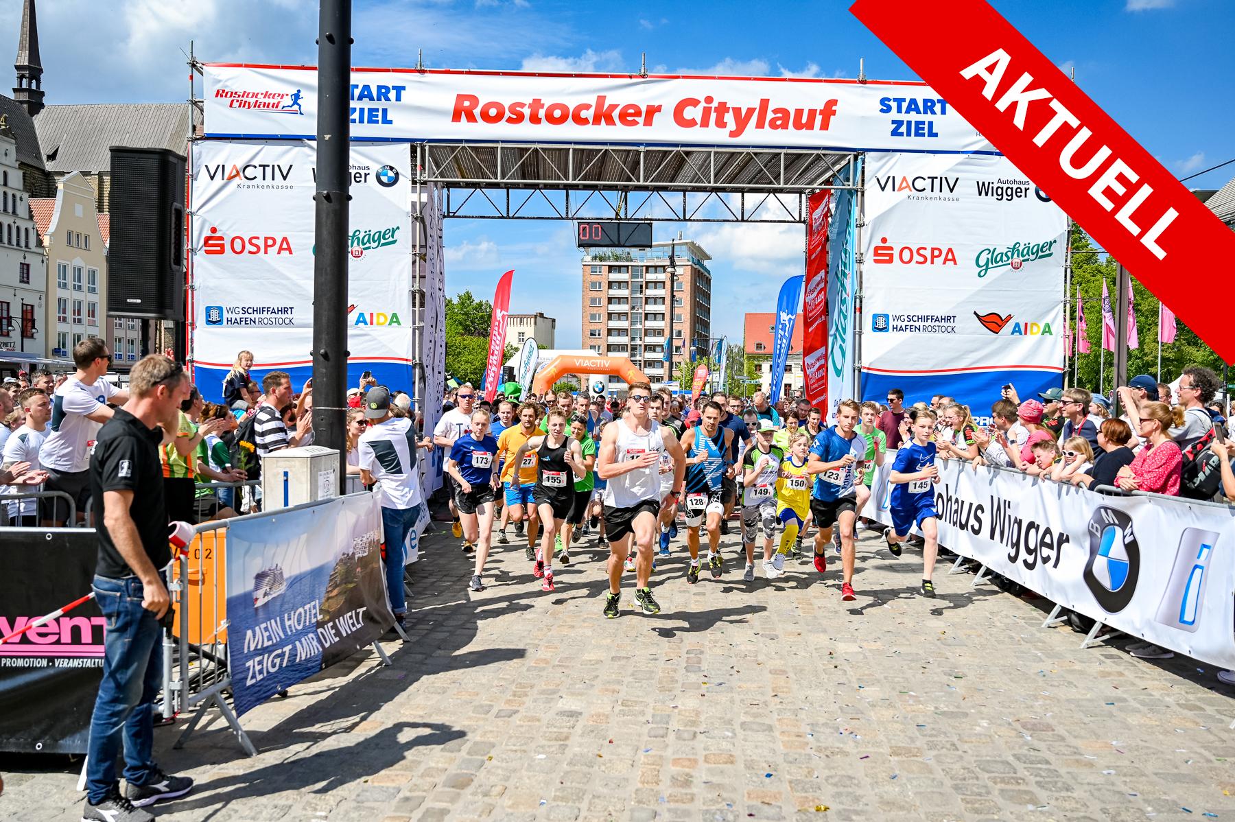 AKTUELL: Laufkurs zum 28. Rostocker Citylauf